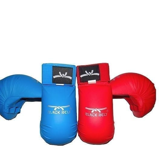 Karate Gloves From Black Belt