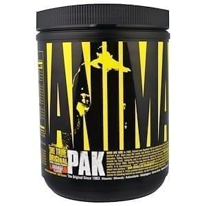 Universal Nutrition Animal Pak Powder Orange - 388g