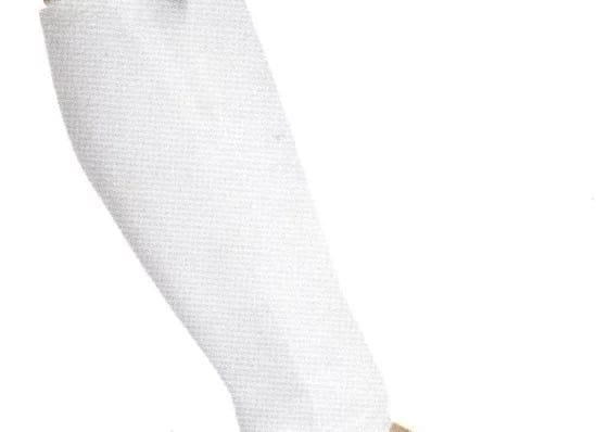 واقي ساق قماش تايكوندو - واقي قصبة الساق من دايدو ماركة دايدو