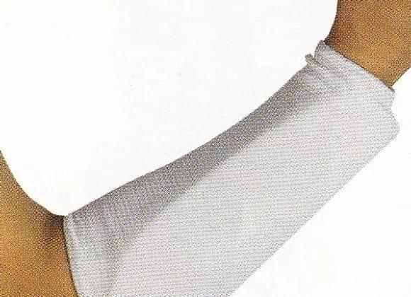 Foam Forearm Guard (Daedo) - Coated with an Elastic Textile