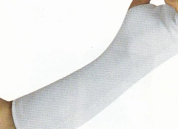 Foam Forearm Guard With Hand Guard (Daedo)