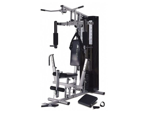 Home Multi Gym Machine Fitness Equipment Multi-Gym 210 lbs From Jkexer (G9985C)