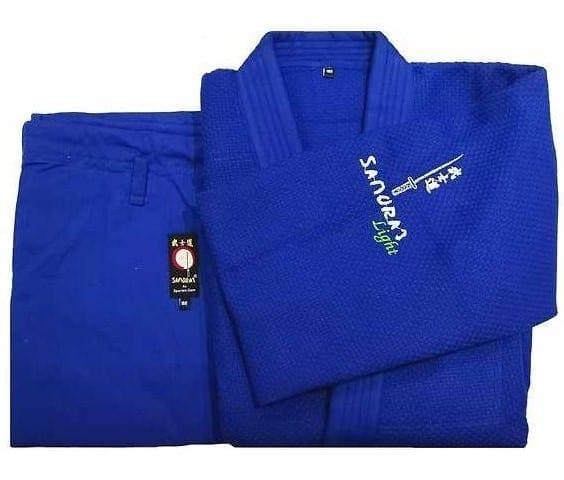 بدلة جودو لايت أزرق ماركة ساموراي