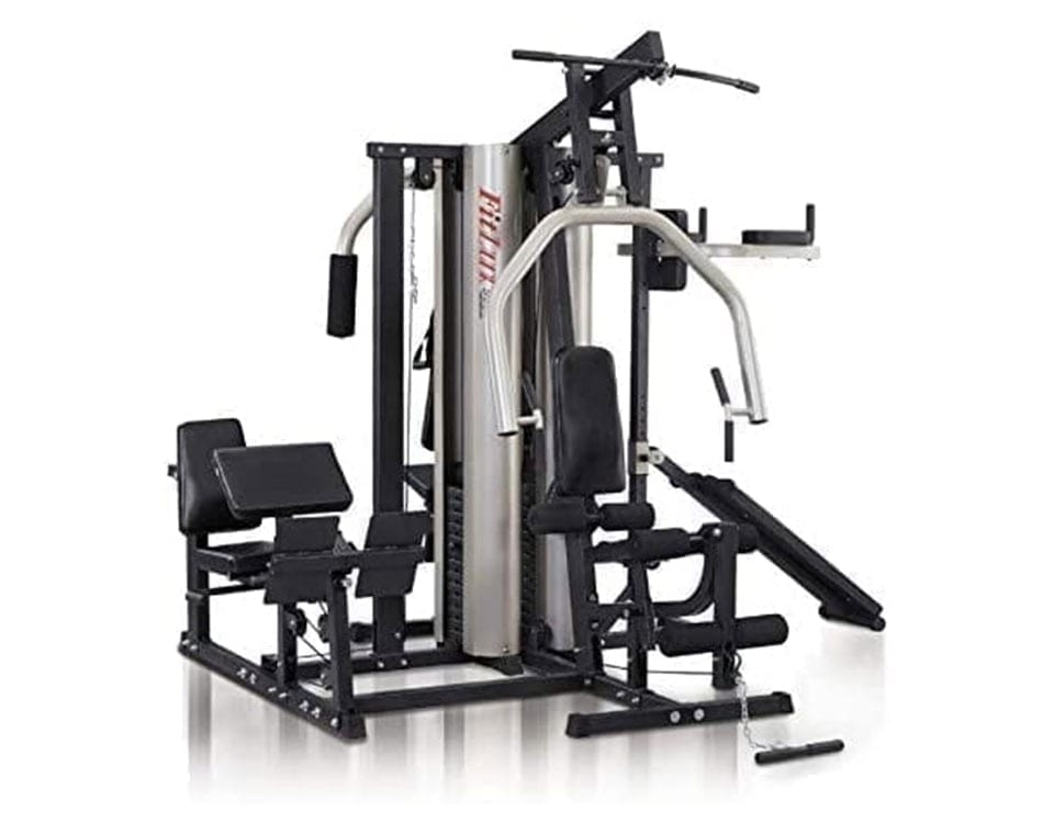 Multi Gym Fitness Equipment Home Gym Machine Station 9950 Semi-Commercial From FitLux