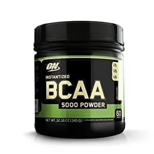 Optimum Nutrition BCAA 5000 Unflavored Powder 345gm