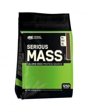 Optimum Nutrition Serious Mass - Chocolate - 5.5KG