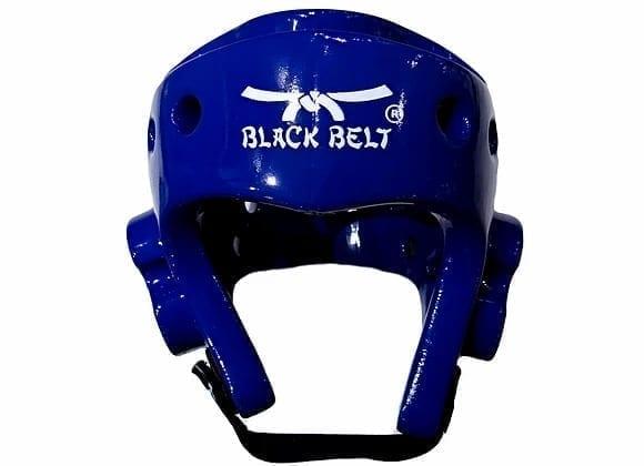 واقي رأس تايكوندو ماركة بلاك بلت - أزرق