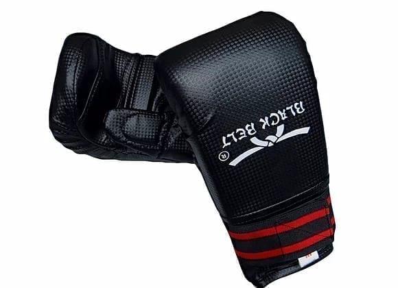 Taekwondo Training Gloves Black