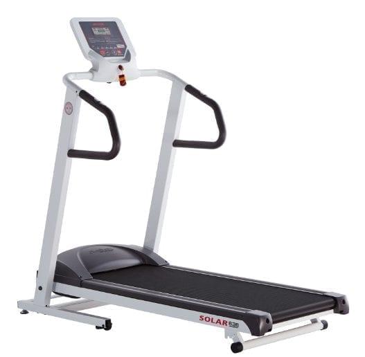 Treadmill Jkexer Solar Motorized Treadmill DC 636 Fitness Equipment