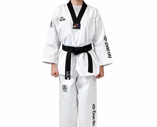 بدلة تايكوندو كيروجي - ملابس العاب قتالية من دايدومن دايدو