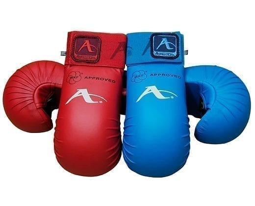 Karate Gloves From Arawaza WKF Approved