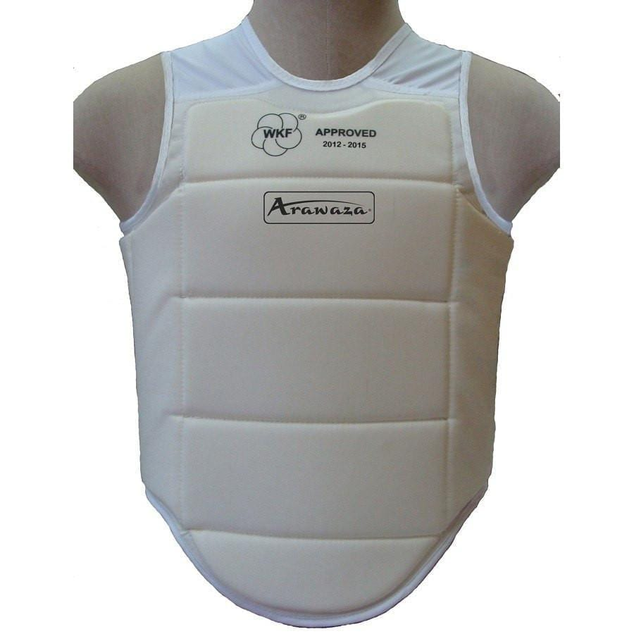 Chest Guard Protector Male From Arawaza WKF Approved