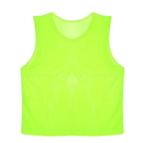 Vest Soccer T-Shirt - Yellow