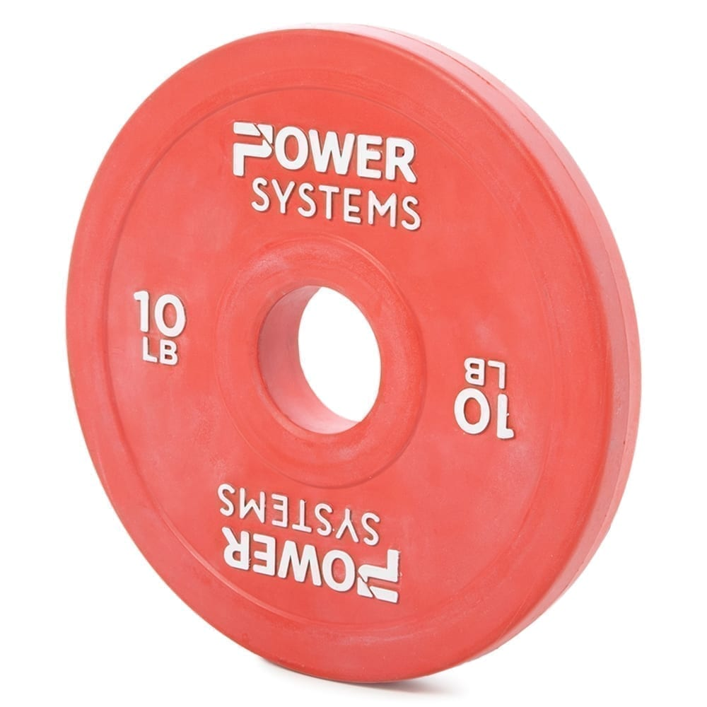 Multicolor Weightlifting Training Plate - One Piece - 10 KG