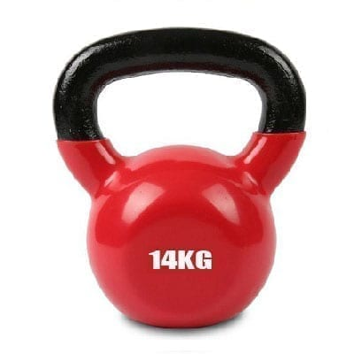 Kettlebell 14 KG - Best Kettlebell Exercises to Build Muscle