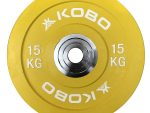 Weightlifting Barbell Color Plate - One Piece -15 KG