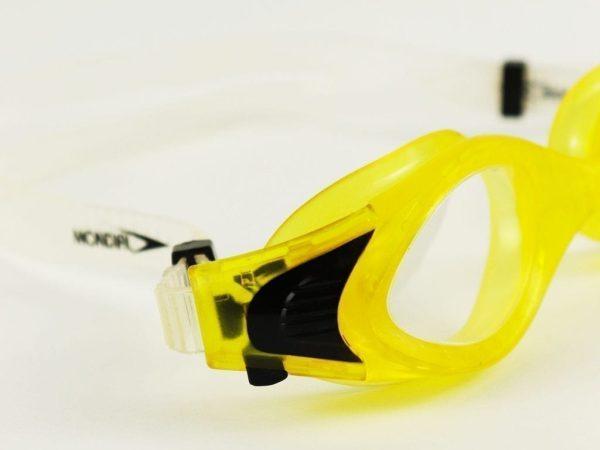 نظارة سباحة - اصفر من مونديال