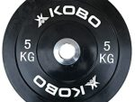 Weight Lifting Plate One Piece - 5 KG - MultiColor