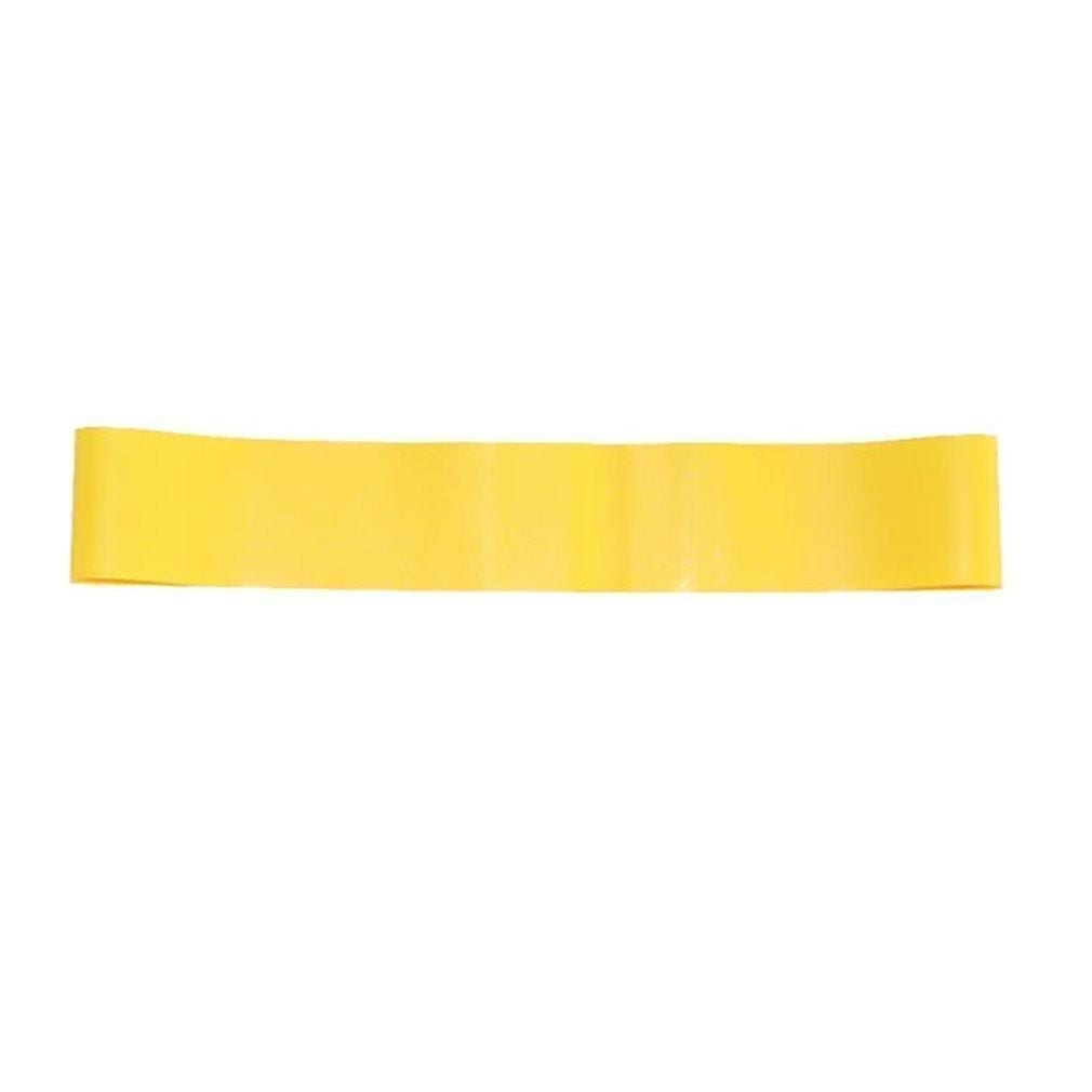 Resistance Rubber Band For Exercises - Yellow