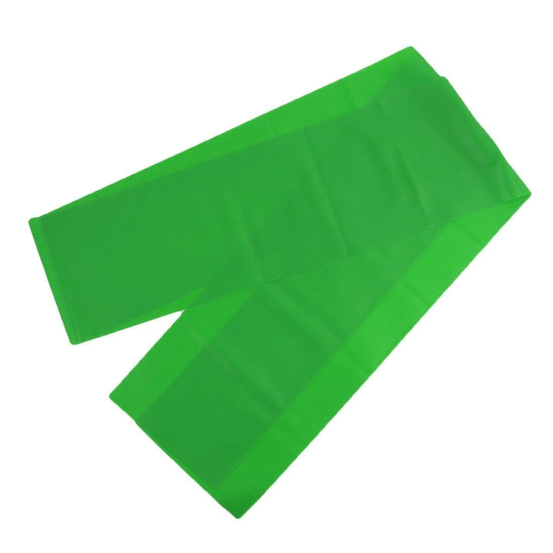 حلقة حزام تمارين المقاومة المطاطي - أخضر