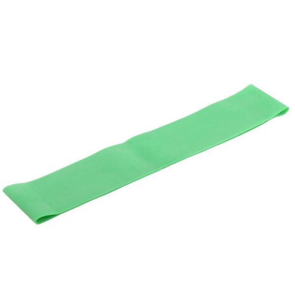 Rubber Resistance Bands Exercise - Green