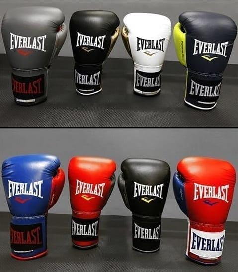 قفازات ملاكمة - من ايفرلاست - للرجال - الوان