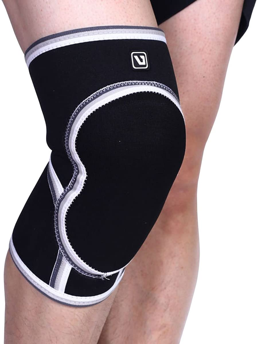 Knee Support Liveup - Black