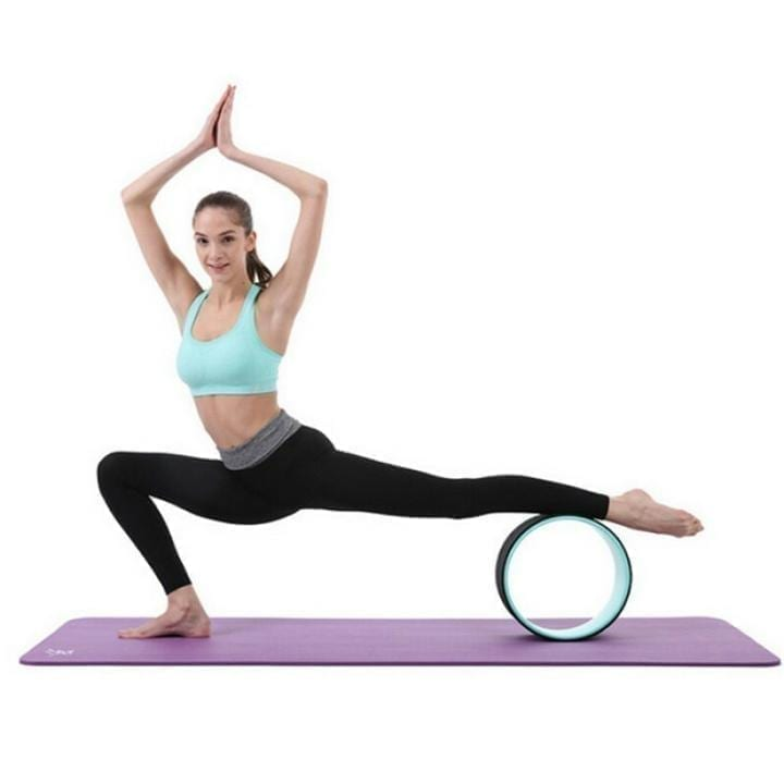 Yoga & Mobility Wheel- Blue