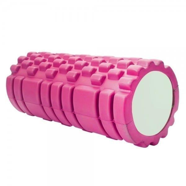 Yoga Foam Roller - Roll Massage Foam Yoga - Pink