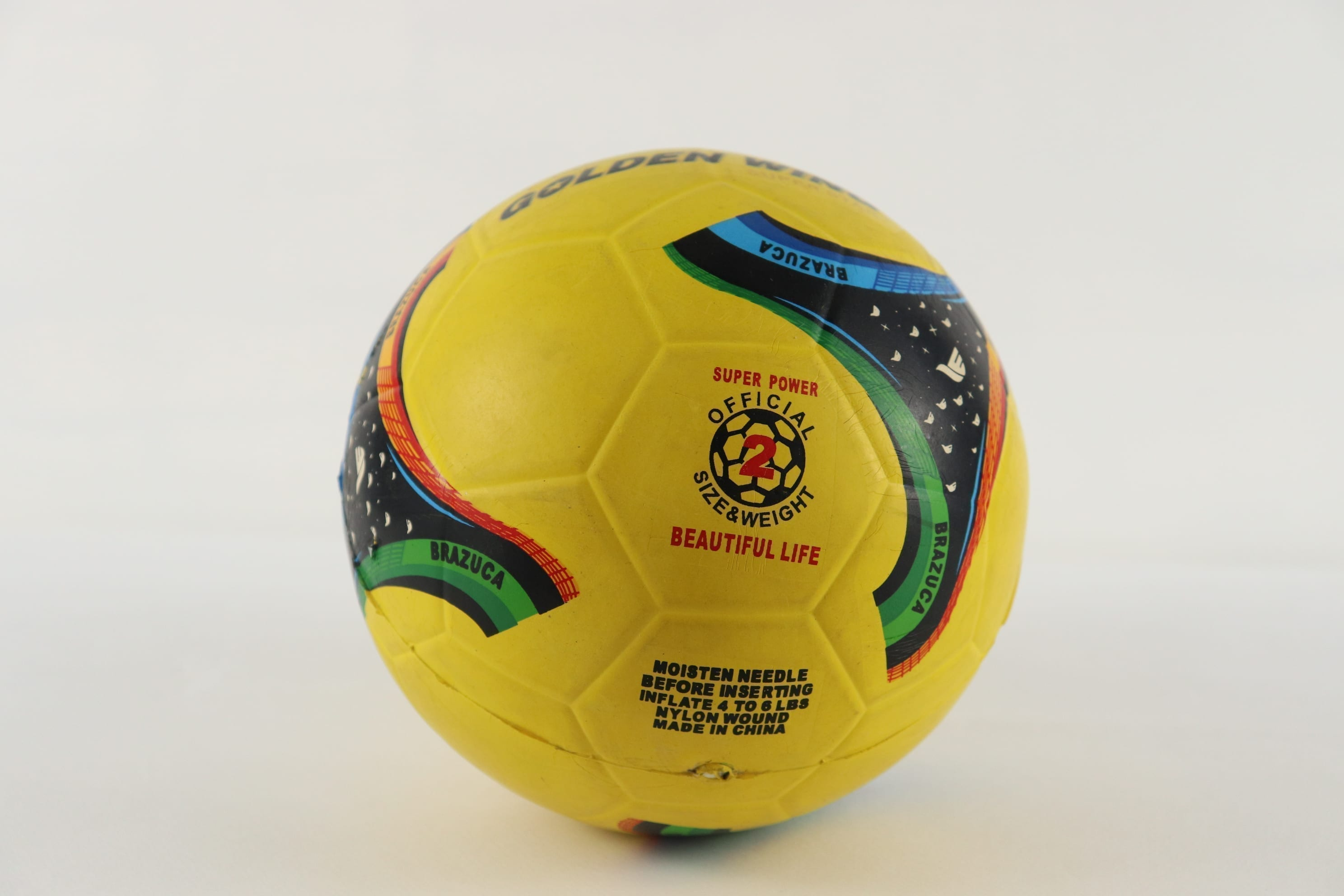 Football Multicolor - Size 2