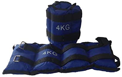 Double Sand Weight For Arms & Feet 4KG