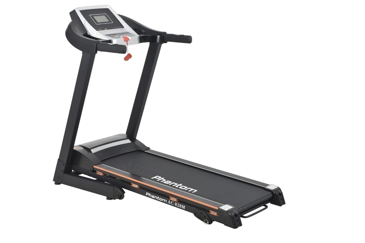 Phantom Treadmill AC Motor Without Luxuries - 140 KG