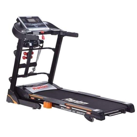 Phantom AC 520 Motorized Treadmill – 190 KG