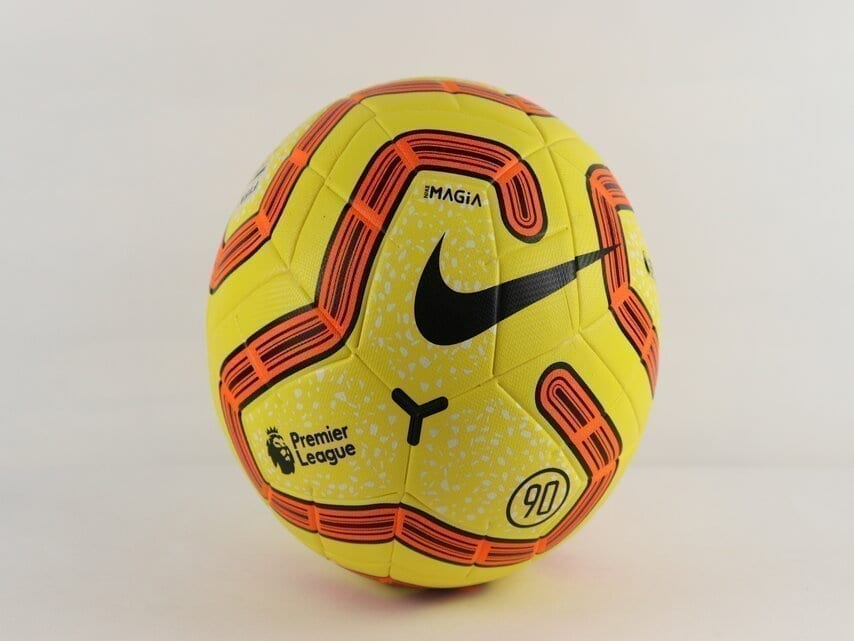 Magia Football Soccer Ball From Nike Size 5 - Multicolor