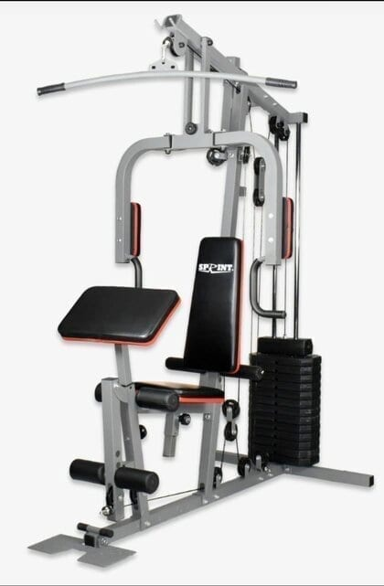 Multi-functional Home Gym-2 Station - 68KG