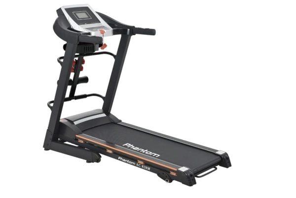 Phantom Treadmill AC Motor With Luxuries - 140 KG-Phantom AC 828M