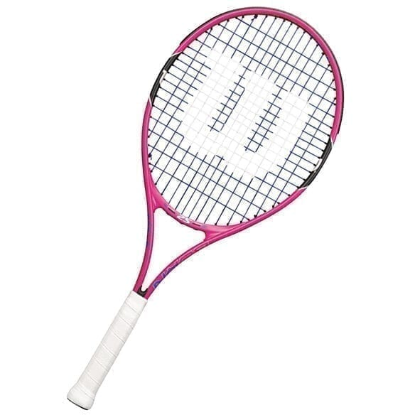 Wilson Wrt218200 Burn Junior Tennis Racquet- 25 inch