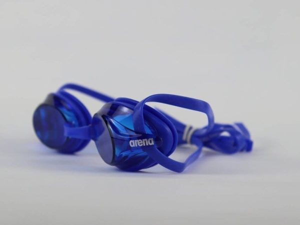 Arena Fitness Adult Unisex Swimming Goggles - Blue