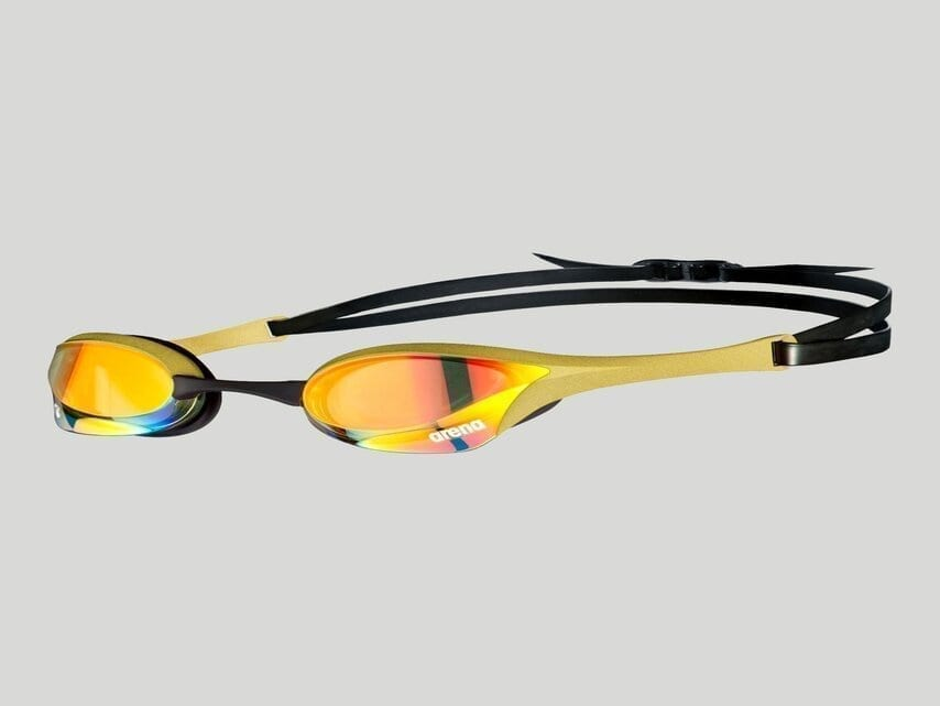 Arena Cobra Ultra Swipe Mirror Goggles - Multi Color