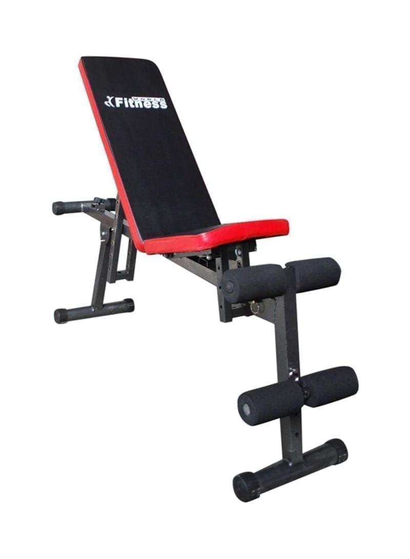 بنش متعدد الأستخدامات مقعد لرفع الاوزان قابل للتعديل لتدريب الجسم بالكامل