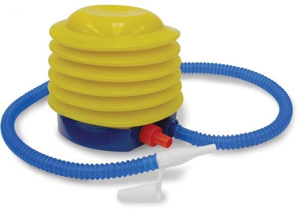 كرة التوازن - كرة اليوغا 55 سم - كرة تمارين - ازرق