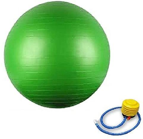 Gym Ball - Yoga Ball Exercise 75 cm - Green