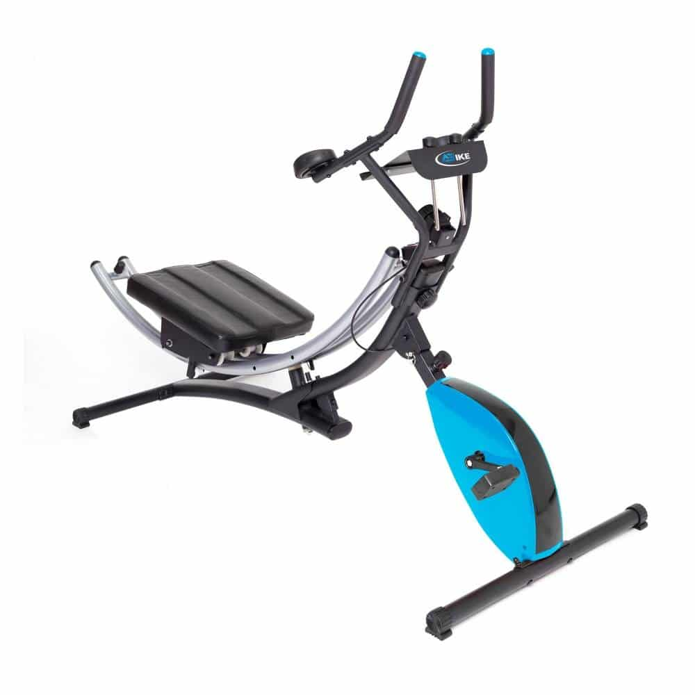 Ab Coaster & Bike Machine - 130kg Description: