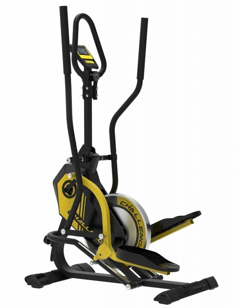 Axisfit Elliptical climber - Magnetic Fitness Equipment - Maximum user weight 130 kg model AX206