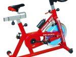 Spinning Sport Bike - Stationary Exercise Bike -Maximum User Weight 200 kg ,Model KMF-132