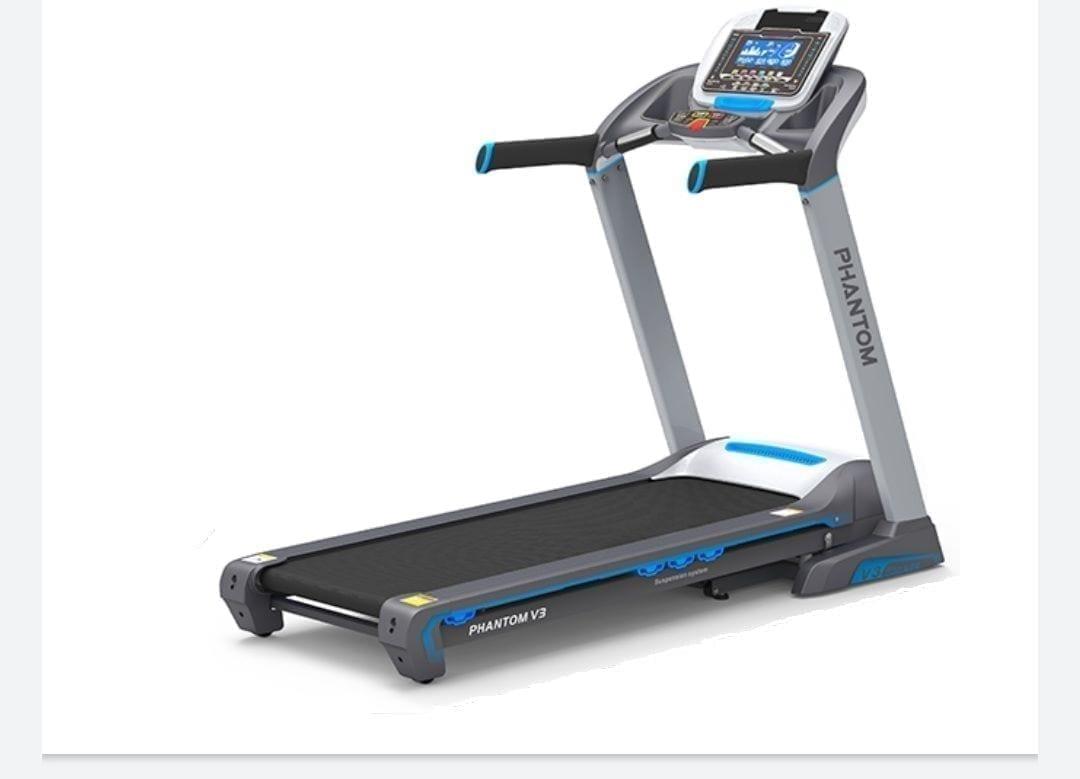 Phantom Taiwan Treadmill AC V3 3HP - Phantom Treadmill 160 kg