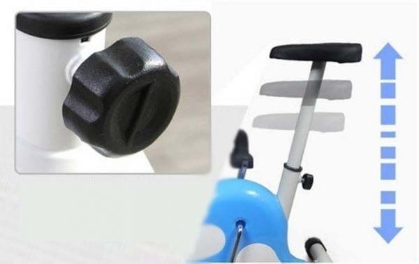 Stationary Bike Exerciser - Indoor Bike - Mini Bike Exercise 100 kg