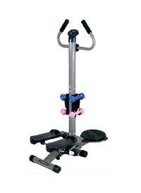 3 in1 Multi Function Stepper – Mini Stepper Exerciser – Twister Stepper Machine 130 kg