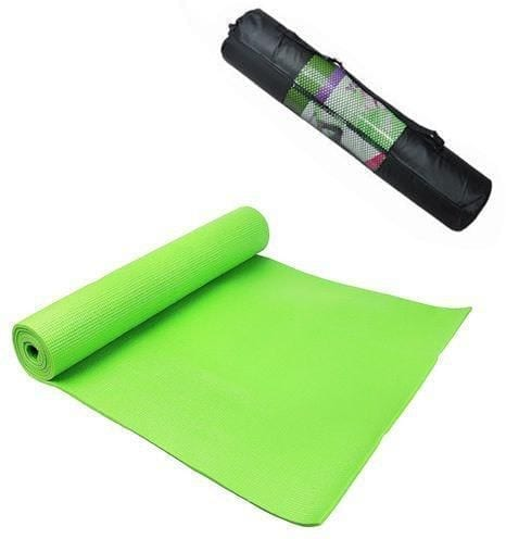 Exercise Mattress - Yoga Mat 10 mm - Green