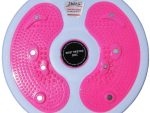 Waist Twist Disc - Figure Twister For Fitness - 28 cm - Bink - Max User Wight 150 kg